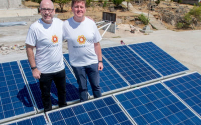 Solar for Chiapas Primary School