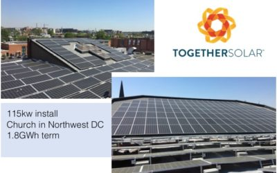 Continuing to serve DC's community with solar